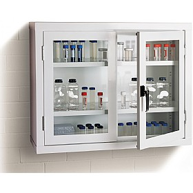 Viewcab Visible Storage Wall Mounted Cupboard - 88 Series