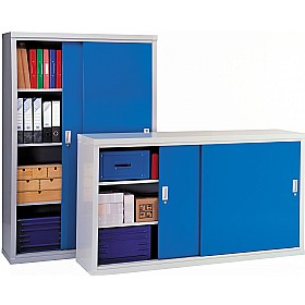 Heavy Duty Sliding Door Cupboards - 84 Series