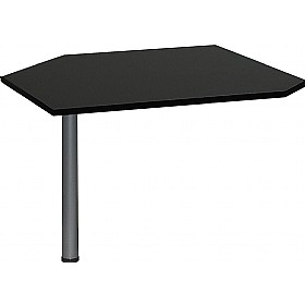 Black & White Corner Desk Link | Black & White Furniture