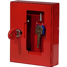 Securikey Emergency Key Box With Cylinder Lock