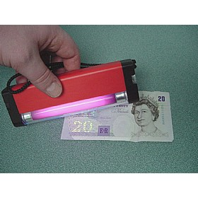 Hand Held UV Scanner