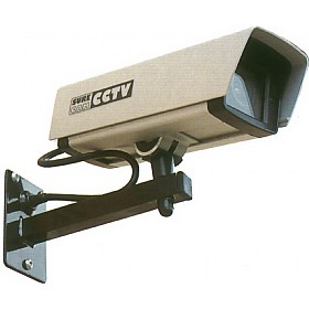 External Decoy CCTV Camera