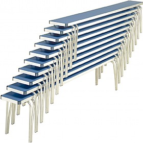 Gopak™ Contour Stacking Benches
