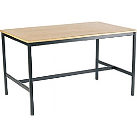 H-Frame Craft Table