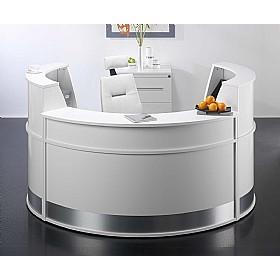 Sphere Compact Reception Unit | Reception Desks