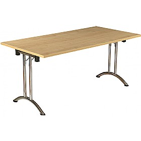 Deluxe Rectangular Folding Tables £123 - Office Furniture