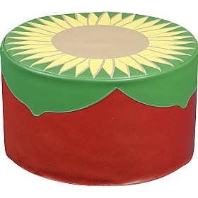 Back To Nature Sunflower Stool