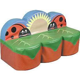 Back To Nature Ladybird Sofa