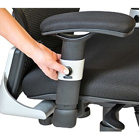 Ergo-Tek Mesh Manager Chair