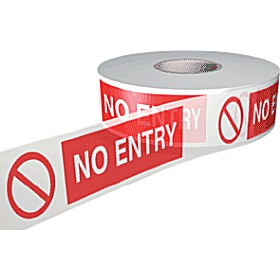 No Entry Barrier Tape Cheap No Entry Barrier Tape From