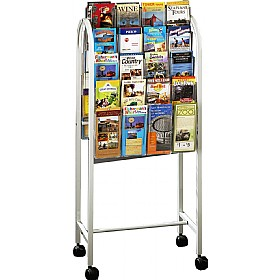 Literature Trolley 40 x Third A4 Pockets