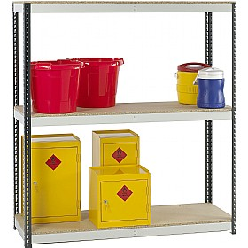 Heavy Duty Boltless Shelving £157 - Shelving / Racking