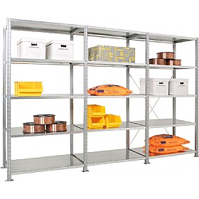 Advance Galvanised Shelving