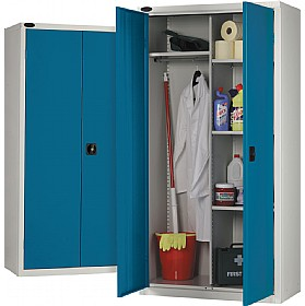 Janitor Commercial Cupboards