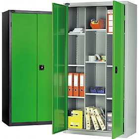 12 Compartment Commercial Cupboards