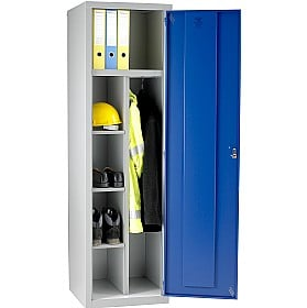 Fully Welded Equipment Lockers