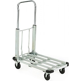 Multi Position Aluminium Trolley