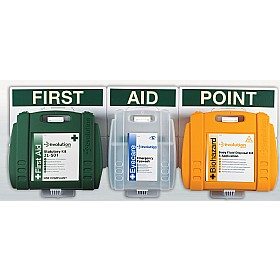 Multi Person First Aid Point