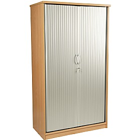 Modus Universal Storage Tambour Door Cupboard £352 - Office Furniture