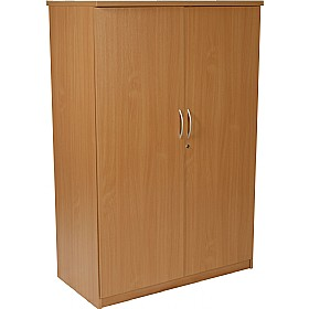 Modus Universal Storage Double Door Cupboard £224 - Office Furniture