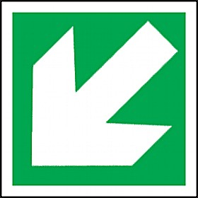 Diagonal Arrow