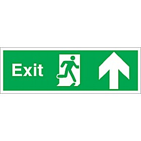 Exit Up Arrow