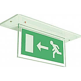 Maintained Flush Ceiling Mounted Emergency Lightbox