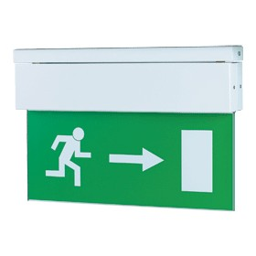 Maintained Ceiling Mounted Emergency Lightbox
