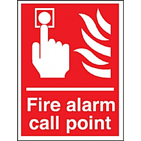 Fire Alarm Call Point Sign