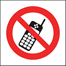 No Mobiles Symbol | Cheap No Mobiles Symbol from our ...