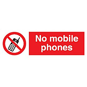 No Mobile Phones Sign Cheap No Mobile Phones Sign From