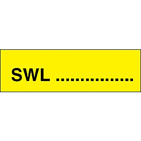 Swl Sign Cheap Swl Sign From Our Hazard Signs Range