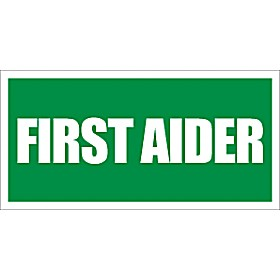 First Aider Badge Cheap First Aider Badge From Our Hi
