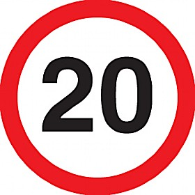 20 Sign
