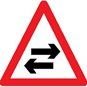 Two Way Traffic Left And Right