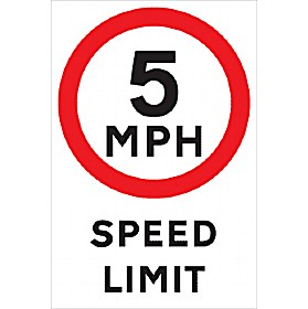 5 Mph Speed Limit Sign Cheap 5 Mph Speed Limit Sign From