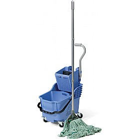 Numatic Hi-Bak HB1812 Mopping Unit With Mop £0 - Cleaning & Hygiene