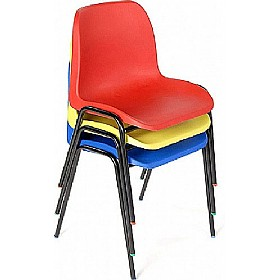 Lumbar Poly Canteen Chairs