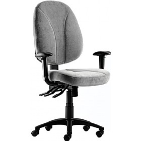 Grafton Extra High Back Task Chair £139 - Office Furniture