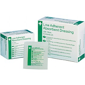 Low Adherent Dressings