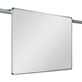 Busy Rail Magnetic Whiteboards Cheap Busy Rail Magnetic