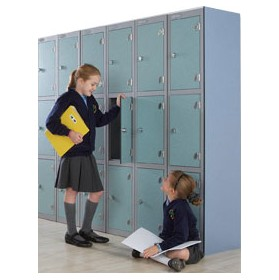 Trespa Shockproof Lockers