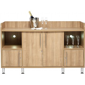Trilogy Large Combi Credenza
