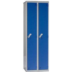 Fully Welded Narrow Compartment Lockers