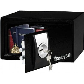 Sentry Key Locking Security Safe