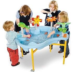 SeaWeenies Sand & Water Play Table £143 - Education Furniture