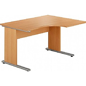 NEXT DAY City Ergonomic Desks £124 - Office Furniture