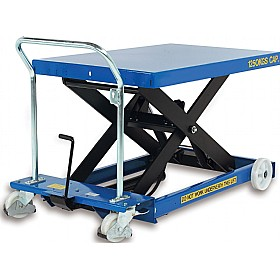 Britruck Single Scissor Lift Tables - Heavy Duty