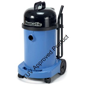 Numatic wvp 470 dh pond garden vacuum cleaner pond for Garden pond vacuum review