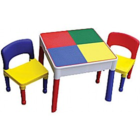 Square Activity Table & Chairs